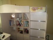 мебель в детскую срочно бу 1 год 35000 тенге
