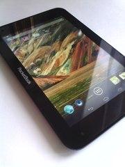 Продам планшет 7 дюймов, ярчайший дисплей, 2 ядра, 1 гб озу, 8 гб памяти