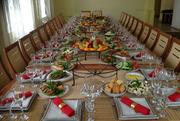 Ресторан Дияр - проведение свадеб,  юбилеев,  дни рождении Костанай.