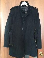 Пальто,  в идеальном состоянии,  практически не использовалось,  стильное