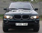 Продам БМВ Х5 2004г, 15000 долларов,  в подарок ИЖ 271515