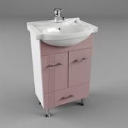 Тумба + раковина для ванной комнаты