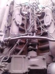 двигатель ямз-238,   с  хранения,  кпп камаз
