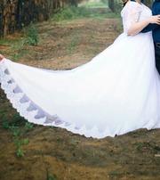 Продам шикарного размера свадебное платье