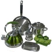 Кухонная столовая металлическая посуда TEFAL,  Zenker,  Zeidan,  Vinzer
